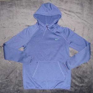 NWOT Nike Dri-Fit Pullover Fleece-Lined Hoodie XS